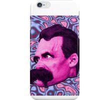 Nietzsche Mix 1- by Rev. Shakes iPhone Case/Skin