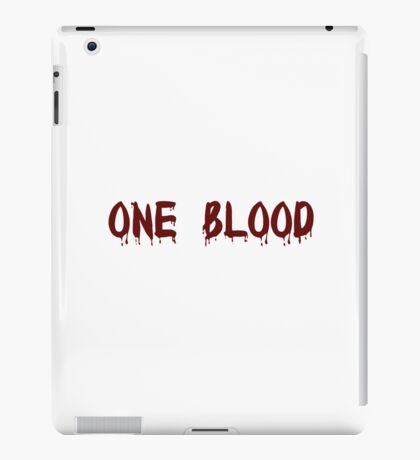 One Blood iPad Case/Skin