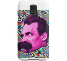 Nietzsche Mix 2 - by Rev. Shakes Samsung Galaxy Case/Skin