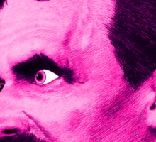 Nietzsche Mix 2 - by Rev. Shakes Sticker