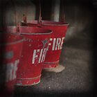 Fire Buckets by Sue Wickham