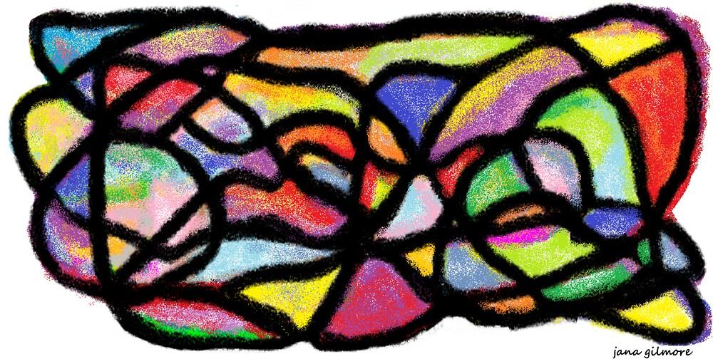Unformed Butterfly by Jana Gilmore