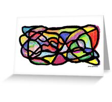 Unformed Butterfly Greeting Card