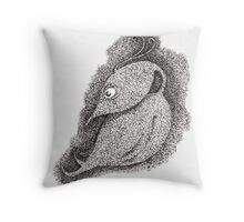SPRING BUD Throw Pillow