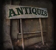 Antiques by Sue Wickham