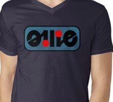 Ollie ambigram Mens V-Neck T-Shirt