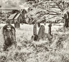 Ullswater Cemetary by Dave Guy