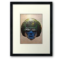 Dave Gibbon's Rogue Trooper in colour Framed Print