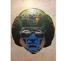 Dave Gibbon's Rogue Trooper in colour Photographic Print