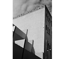 Urban Geometry Photographic Print