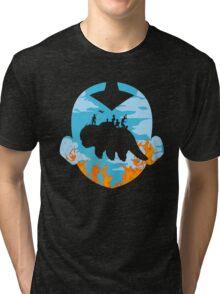 Team Avatar  Tri-blend T-Shirt