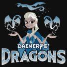 Dragons by nikholmes