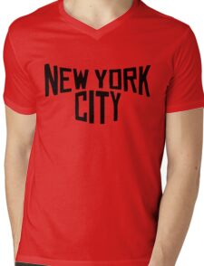 New York - Big Apple Mens V-Neck T-Shirt