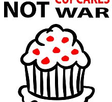 Cupcakes not war by masterchef-fr