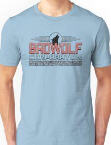 Distressed Bad Wolf Unisex T-Shirt