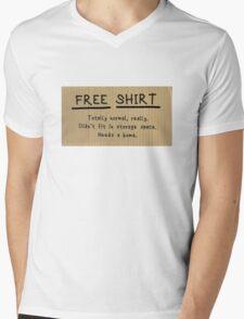 "Frances Ha ""FREE CHAIR"" sign t-shirt parody T-Shirt"
