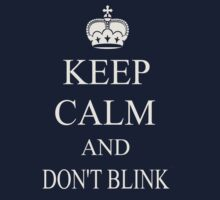 Doctor who - don't blink by wqoi314