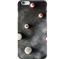 Cupcakes & Snowflakes iPhone Case/Skin