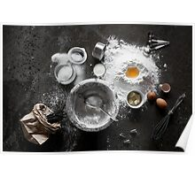 A Cupcake Deconstructed - A Baker's Delight! Poster