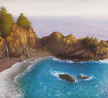 Manna Cove by jamescassel