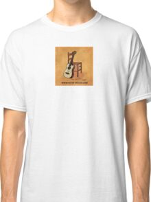Guitar and Chair by Peter Miller Classic T-Shirt