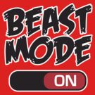 Beast Mode by DetourShirts