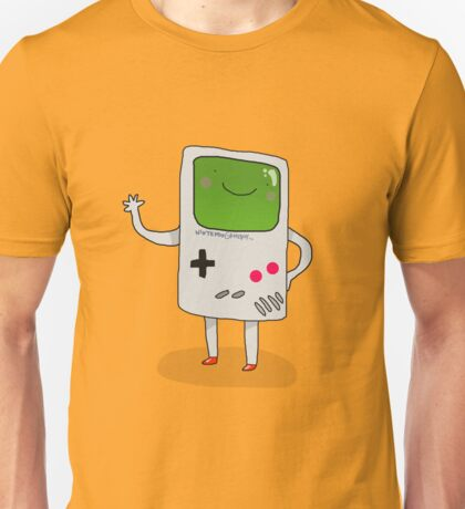 Cute Gameboy T-shirt Unisex T-Shirt