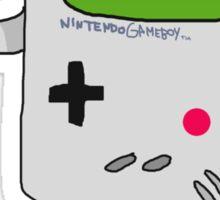 Cute Gameboy T-shirt Sticker