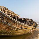 old boat by Elie Le Goc