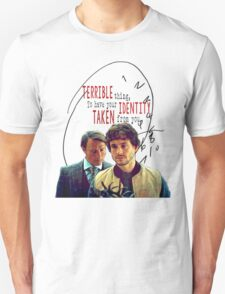 Will and Hannibal - Identity Unisex T-Shirt
