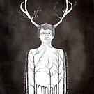 Hannibal fan art  by koroa