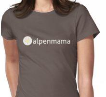 EDELWEISS ALPENMAMA t shirt mountain goddess mountain mama Womens Fitted T-Shirt