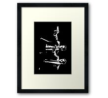 True Fiction Framed Print