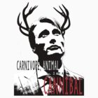Hannibal - Cannibal by shefallsasleepx