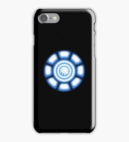 Power Coil Chest iPhone Case/Skin