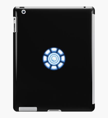 Power Coil Chest iPad Case/Skin