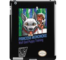 Princess Mononoke 8 Bit Style iPad Case/Skin