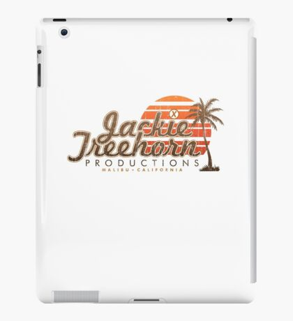 Jackie Treehorn Productions iPad Case/Skin