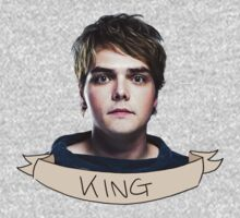 "Gerard Way ""King"" by kellyponies"