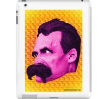 Nietzsche Multi-Heads 1 - by Rev. Shakes  iPad Case/Skin