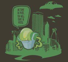 Green Future by Massucci