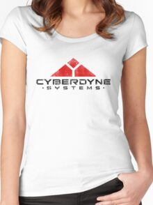 Cyberdyne Systems Women's Fitted Scoop T-Shirt