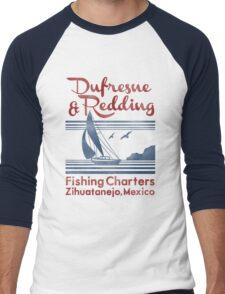 Dufresne and Redding  Men's Baseball ¾ T-Shirt