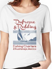 Dufresne and Redding  Women's Relaxed Fit T-Shirt