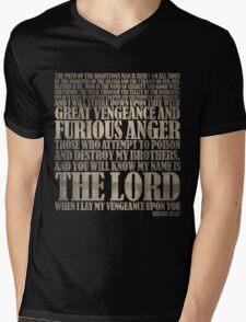 Ezekiel 25:17 Mens V-Neck T-Shirt