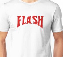 Flash Saves the World Unisex T-Shirt
