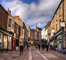 Durham Street Life by Tom Gomez