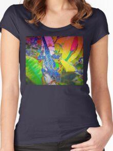 Blue lizard Women's Fitted Scoop T-Shirt