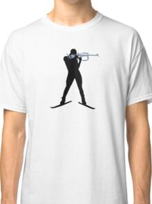 Biathlon sports Classic T-Shirt