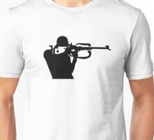 Biathlon shooting Unisex T-Shirt